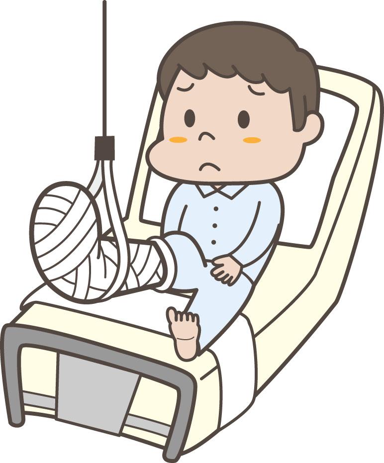 高齢者に多い「大腿部頸部骨折」。介護士必見!なぜこの骨折が超恐ろしいのか?